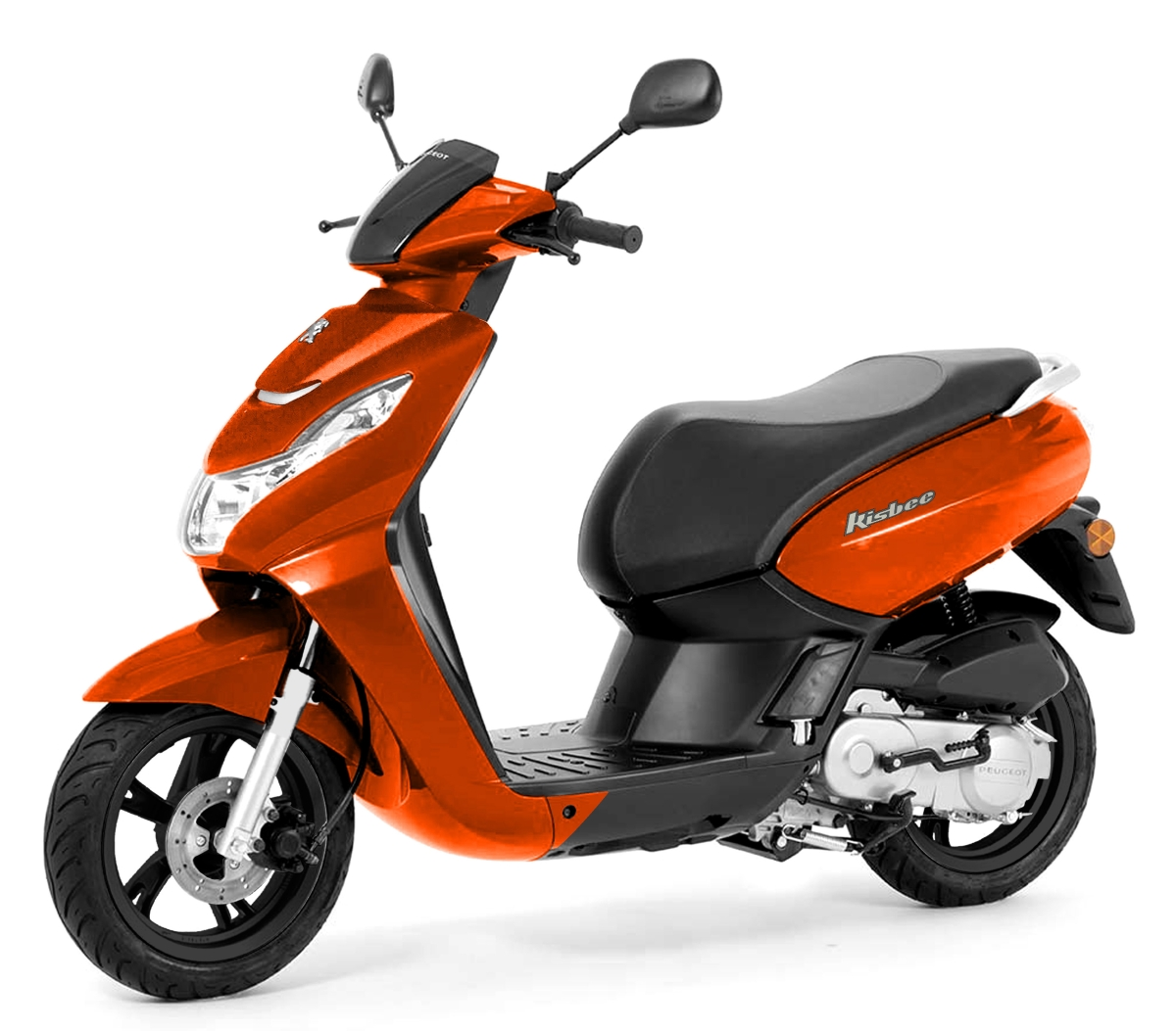 Kisbee 50i 2T Active - Orange