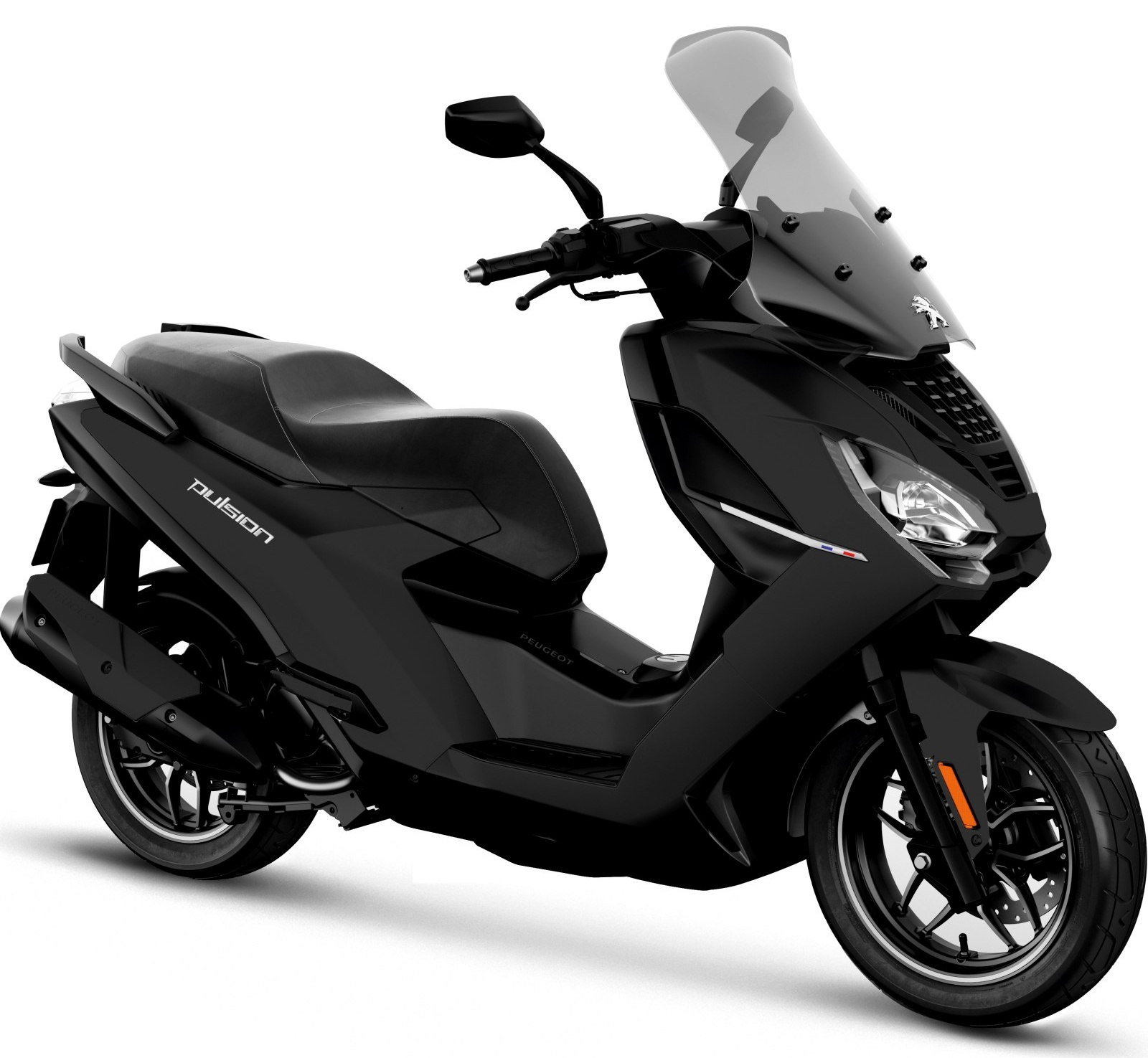 Pulsion 125i Active - Black