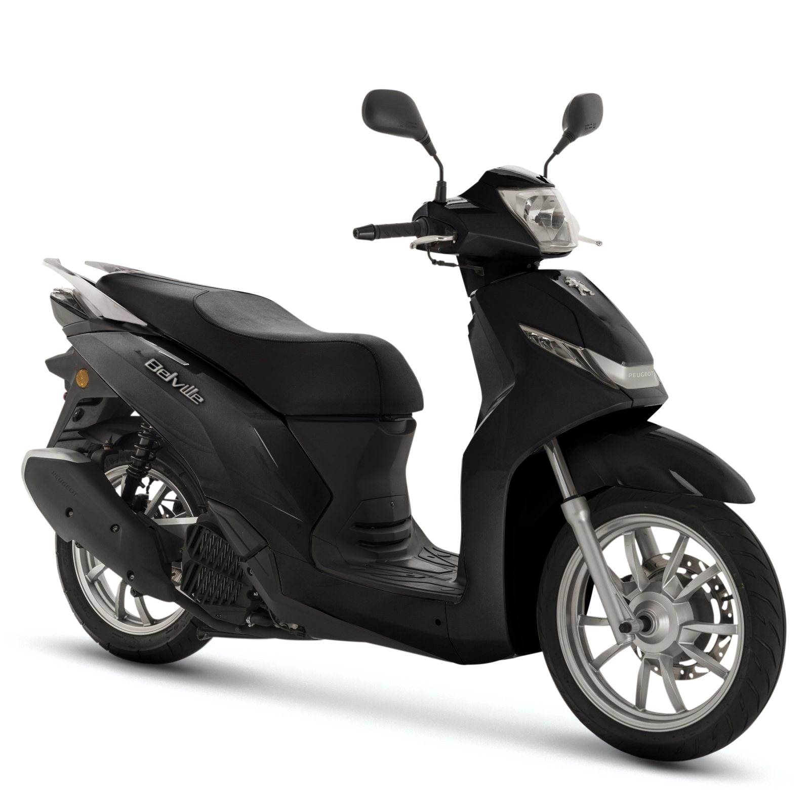 Belville 125i Active ABS - Jet Black