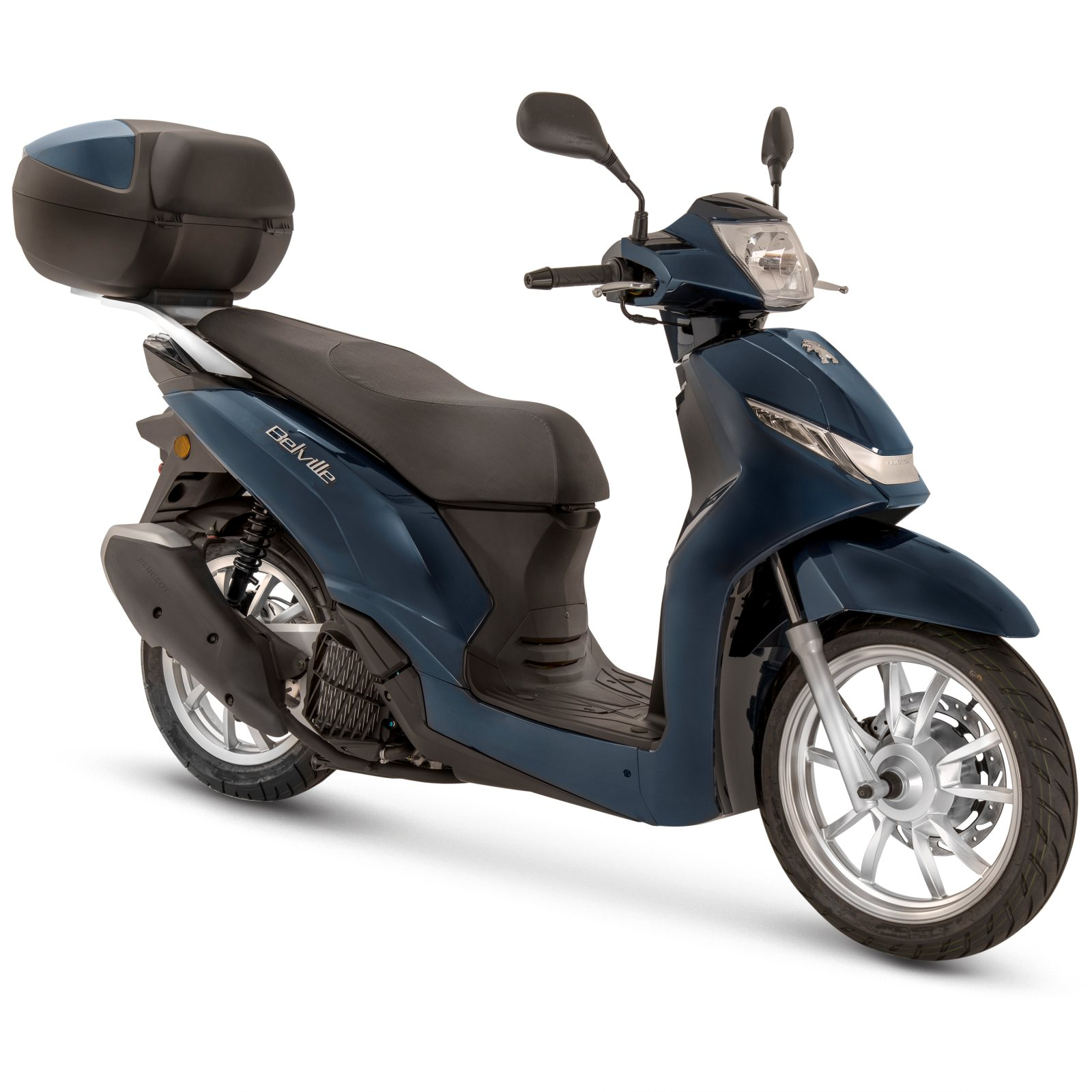 Belville 125i Allure ABS - Dark Blue