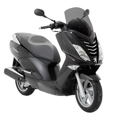 Citystar 125i Active SBC - Pearly Black