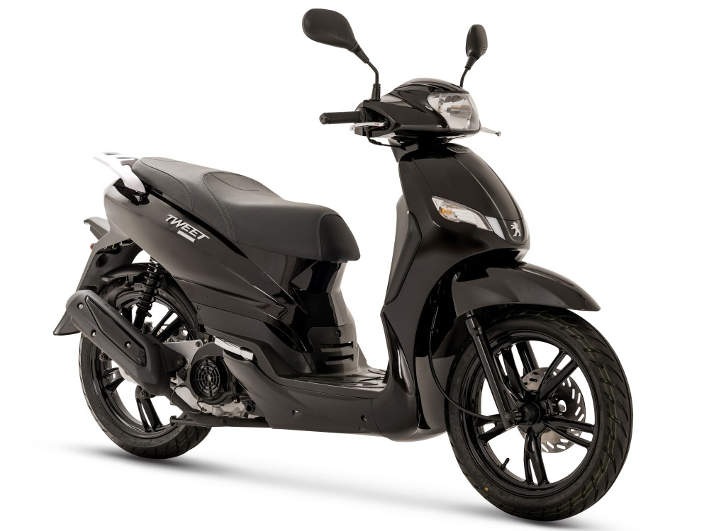 Tweet 125i Active - Jet Black