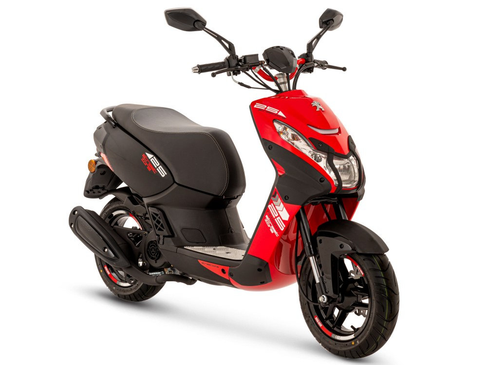 "Streetzone 50i 2T 12"" Naked - Flat6 Red"