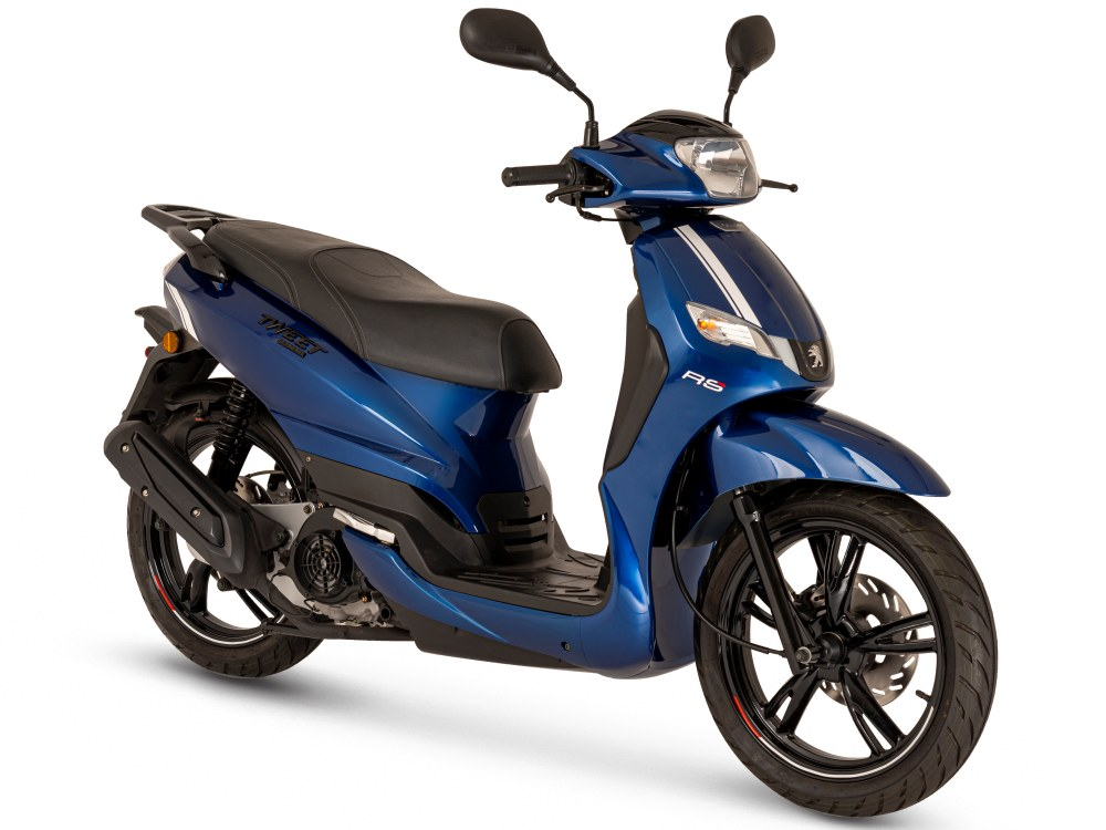 Tweet 125i RS - Electric Blue
